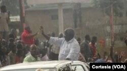 Moçambique, Embaixadores que acompanharam Dhlakama no regresso a Maputo