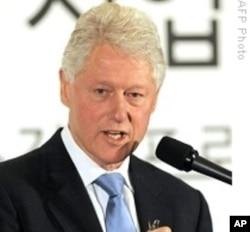 L'ancien président Bill Clinton