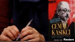 Jamal Khashoggi, nhà báo người Ả-rập Xê út thường chỉ trích Thái tử Mohammed bin Salman, bị giết chết tại lãnh sự quán Ả-rập Xê út ở Istanbul, Thổ Nhĩ Kỳ vào năm ngoái.