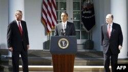 Tom Donilon, këshilltari i ri i sigurimit kombëtar amerikan që do të zëvendësojë Xhejms Xhonsin