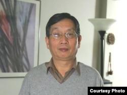 """""""北京之春""""主编胡平"""