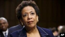 Senat AS telah mengesahkan Loretta Lynch sebagai jaksa agung (foto: dok).