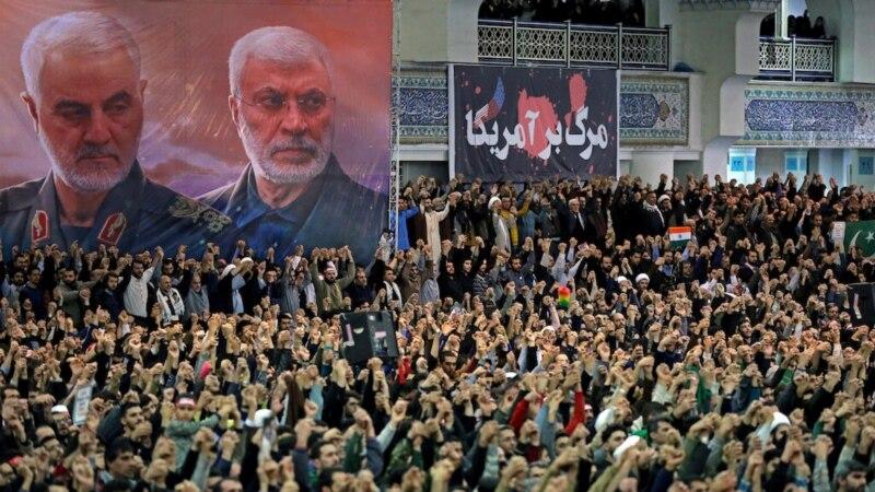 Իրանի գերագույն հոգեւոր առաջնորդը պաշտպանում է երկրի Հեղափոխական պահակազորին