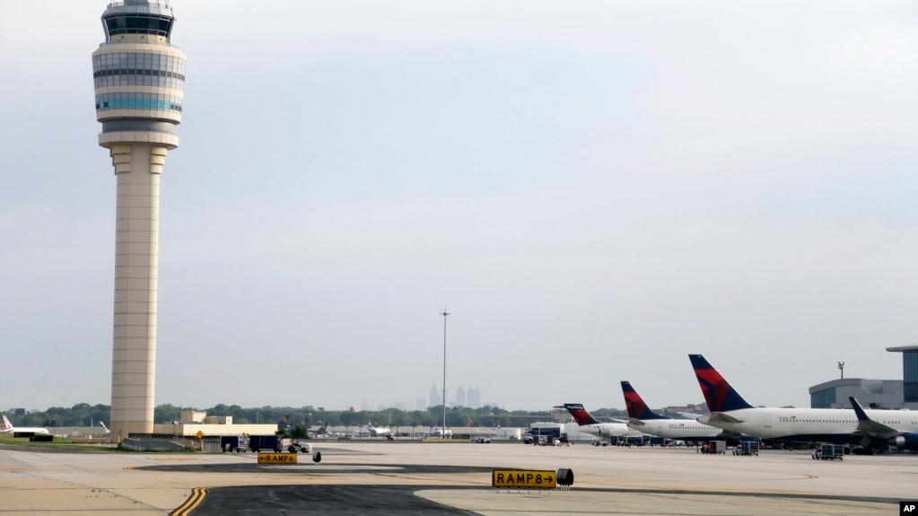 Sân bay Quốc tế Hartsfield–Jackson Atlanta.