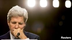 Kerry dijo que hay una relación clara entre los efectos del cambio climático y la cantidad de alimentos que los países pueden producir, lo que amenaza la seguridad alimentaria en todo el mundo.