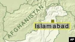 پاکستان راکت های را مورد آزمایش قرار داد