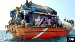 Phần lớn thuyền nhân tới Australia là dân Iran, Iraq, Afghanistan và Sri Lanka.