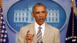 Barak Obama, Oq uy, 28-avgust, 2014