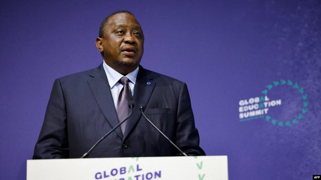 Kenya Cumhurbaşkanı Uhuru Kenyatta