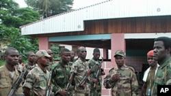 Des miliciens de l'Ouest de la Côte d'Ivoire (Archives)