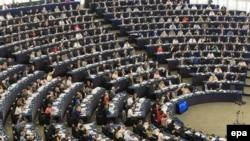 Avrupa Parlamentosu'nda yapılan oturumda Türkiye'de 15 Temmuz darbe girişimi sonrasında yaşananlar ve mevcut durum ele alındı.