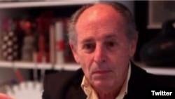 Jose Toro Hardy, economista venezolano, exdirectivo de PDVSA. Foto: Twitter.