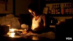 کیوبا: بجلی فیل ہونے سے وسیع علاقوں میں تا ریکی