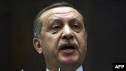 თურქეთის პრეზიდენტი, ერდოღანი