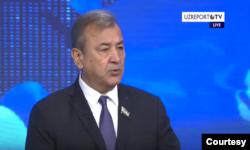 Sodiq Safoyev, O'zbekiston Senati raisi o'rinbosari