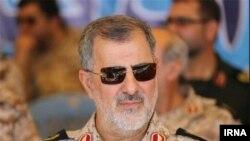 Tướng Mohammad Pakpour, lãnh đạo lực lượng Vệ binh Iran.