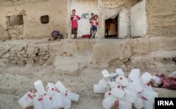 بحران کم آبی در خراسان شمالی- آرشیو