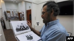 Sirijski karikaturista Ali Ferzat