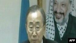 Ban Ki Mun: Vendbanimet izraelite të ndalen