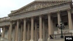 美国国会大厦参议院一侧