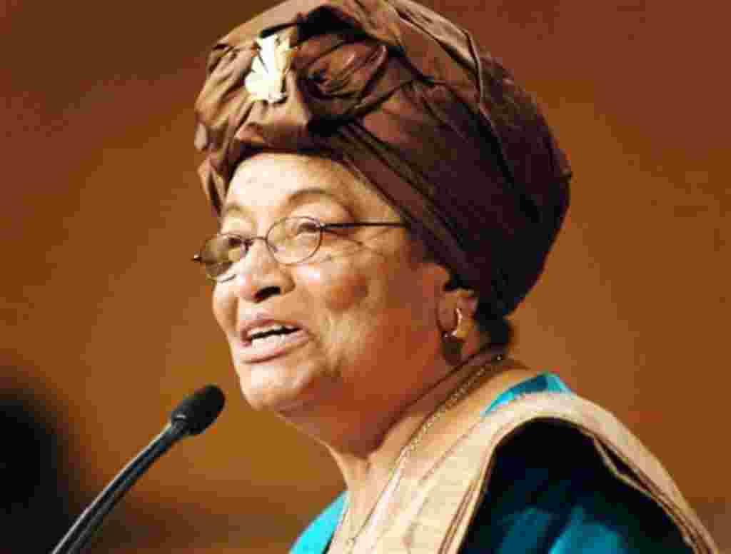 En 2005, Ellen Johnson Sirleaf se transformó en la primera mujer presidenta electa democráticamente en África; en 2011, es una de las ganadoras del Premio Nobel de la Paz.