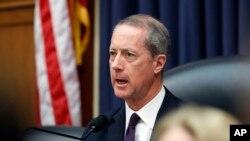 مک تورنبری عضو ارشد جمهوریخواه مجلس نمایندگان آمریکا
