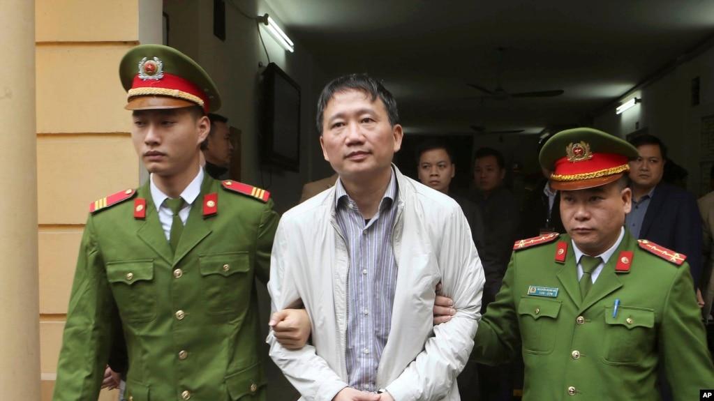 Bao giờ thì Trịnh Xuân Thanh lại được 'dìu' trở lại Đức?