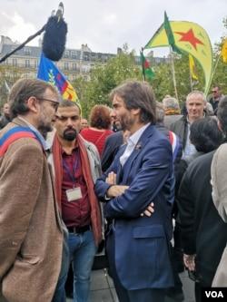 Paris Belediye Başkan adayı Cedric Villani