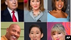《时代周刊》公布2019年全球最有影响力百大人物