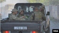 საქართველო-დაღესტნის საზღვრის მონაკვეთზე გაურკვეველი სამხედრო ფორმირების 11 წევრია ლიკვიდირებული