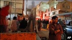 زلزلے سے بے خوف 'خطروں کے کھلاڑی'