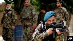 Afg'on askarlari