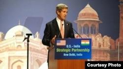 美国国务卿克里(国务院网页截图)