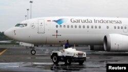 Indege Garuda yo mu bwoko bwa Boeing Max 8