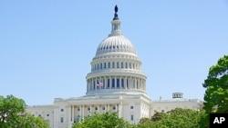 Capitol Hill in Washington, April 30, 2011.