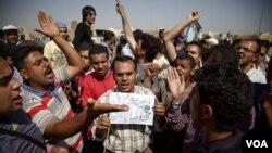 Phản ứng của dân Ai Cập đối với bản án của ông Mubarak