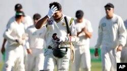 ویلنگٹن ٹیسٹ: پاکستان کے دو وکٹوں کے نقصان پر 134 رنز
