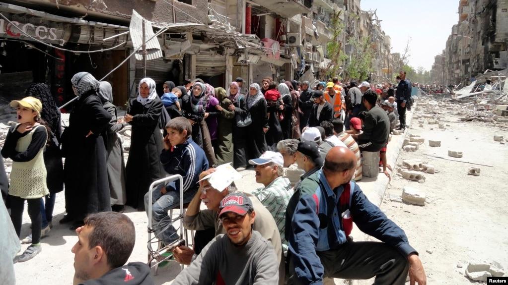 Refugees in Jordan, Syria Denied Cancer Treatment for Lack