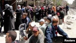 More Humanitarian Assistance For Syria