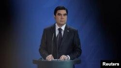 Prezident Berdimuhammedov (Arxiv)