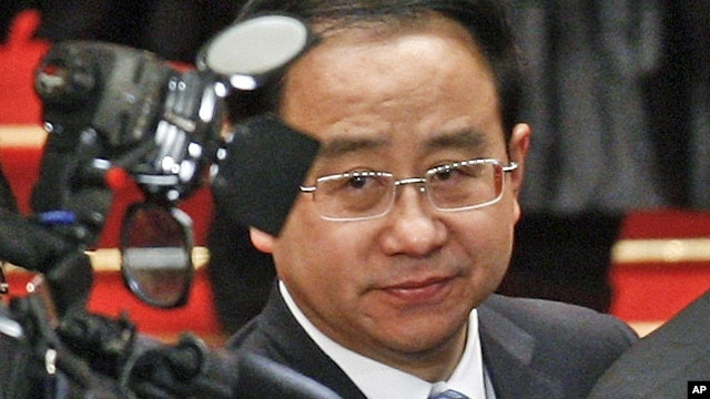 Ling Jihua, March 14, 2010.