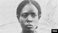 Aster Gannoo, dubartii Oromoo bara 1894 keessa afaan Oromootin kitaaba barreessite