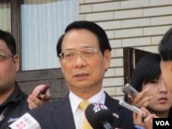 执政党国民党立委吕学樟9月27号于立法院