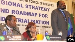 FILE: The SADC Extra Ordinary Summit in Harare focused on industralization in the region. (Photo; Mavis Gama)