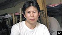 中國著名人權活動人士許志永