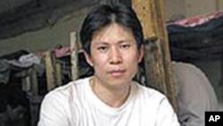 中國著名人權活動人士許志永。