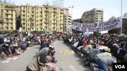 Plis Pwotestasyon Pou Fòse Demisyon Prezidan Mubarak ann Ejipt
