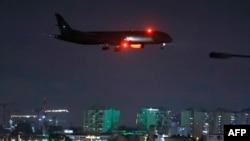 اسرائیل نے متحدہ عرب امارات کے طیارے کی آمد کی تصدیق کی ہے۔