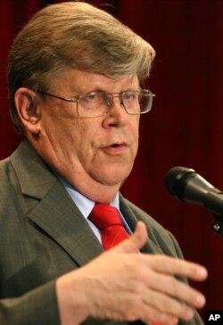 올리 하이노넨 전 국제원자력기구(IAEA) 사무차장.