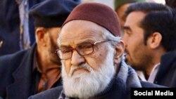 د دري ژبې پيژندل شوی افغان شاعر او عارف حیدري وجودي